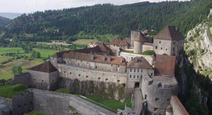Castle of Joux