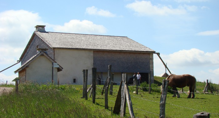 Open Air Museum of Comté Houses