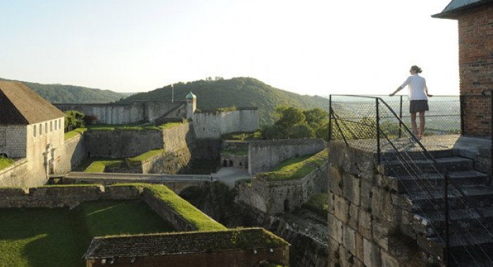 Citadel of Besancon - World Heritage Site Franche-Comte evasion